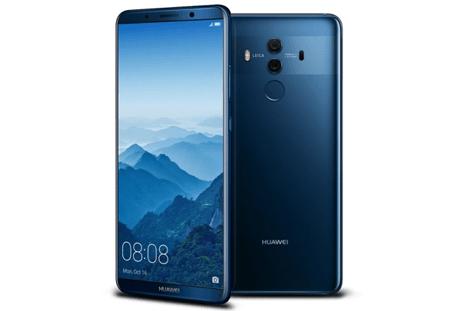 Huawei Mate Pro 10 – смартфон оптимизированный на съёмку фотографий