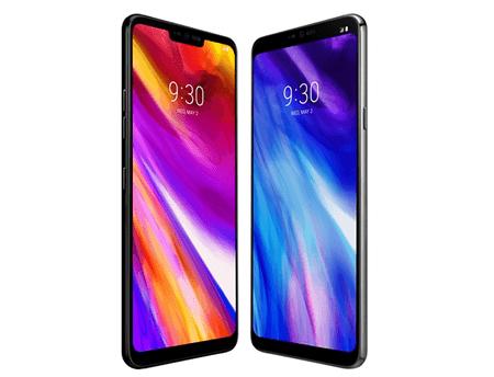 LG G7 – новейший смартфон с удлиненным экраном