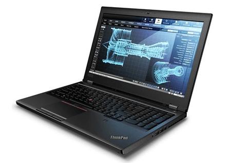 Lenovo ThinkPad P52 – ноутбук для профессиональной работы с графикой