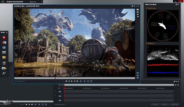 Lightworks 14 – мощный инструмент для редактирования видео