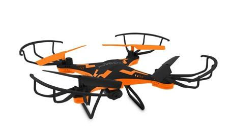 Overmax X-Bee Drone 3.1 Plus Wi-Fi – простой в управлении дрон