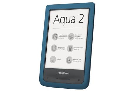 Pocketbook Aqua 2 – защищенная модель e-book