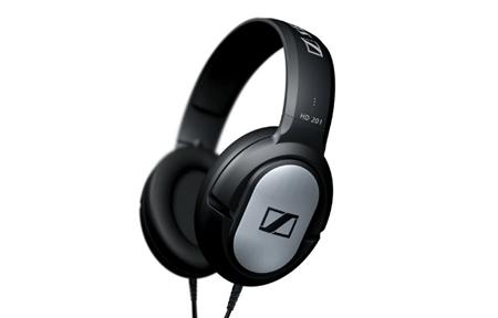 Sennheiser HD 201 – отличное соотношение качества звука и цены