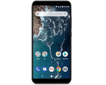 Xiaomi Mi A2 – телефон среднего класса с двумя сим-картами и чистым Android