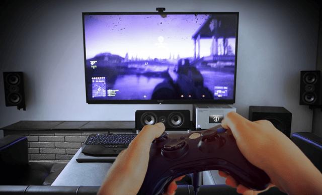 Телевизор в качестве игровой консоли