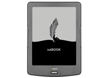 inkBOOK Classic 2 – дешевый ридер с сенсорным экраном и Android