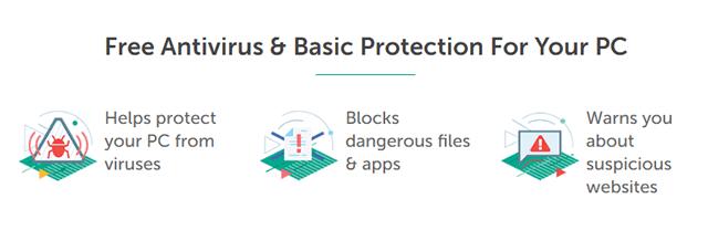 Бесплатная защита от угроз интернета с помощью Kaspersky Free