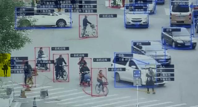 Использование искусственного интеллекта для наблюдения за гражданами Китая