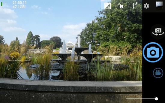 Open Camera – лучшее бесплатное приложение для фотографирования