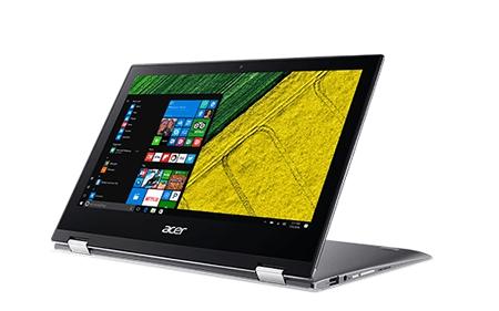 Acer Spin 1 – серия конвертируемых ноутбуков от известного производителя