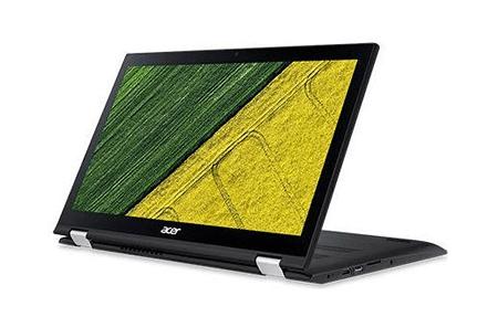 Acer Spin 3 – крупный ноутбук в формате планшета