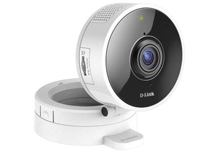 D-Link DCS-8100LH – домашняя IP камера с расширенными функциями
