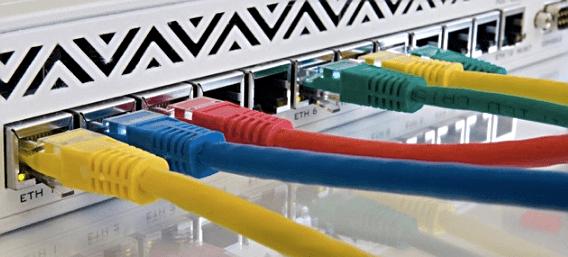 Множественное подключение по стандарту Ethernet