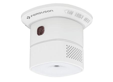 Ferguson SmartHome CO Detector – умный датчик угарного газа в дому