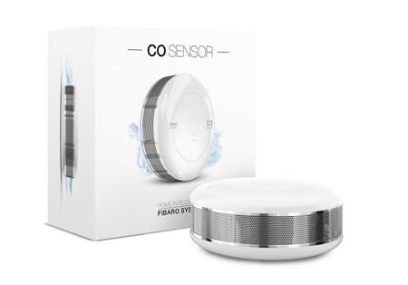 FIBARO CO Sensor – датчик угарного газа для умного дома