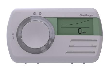FireAngel CO-9D – датчик угарного с улучшенным сенсором