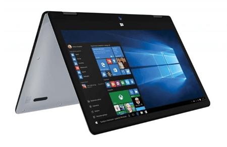 Kiano Elegance 11.6 – действительно доступный ноутбук-трансформер