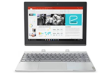 Lenovo MIIX 320 – простой конвертируемый ноутбук для офисных задач