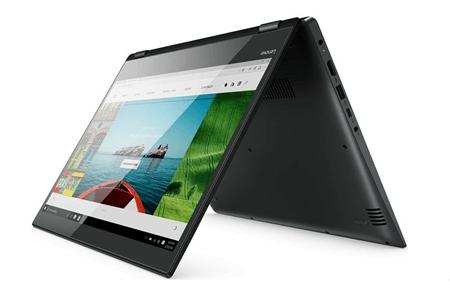 Lenovo YOGA 520-14IKB – функциональный ноутбук-трансформер с качественным экраном