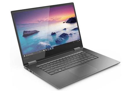 Lenovo YOGA 730-15IKB – мощный и производительный ноутбук-трансформер