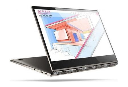 Lenovo Yoga 920-13IKB – впечатляющий конвертируемый ноутбук