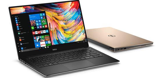 В ноутбуках Dell XPS используются корпуса из углеродного волокна