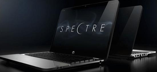 В некоторых ноутбуках HP Spectre используются закаленные стеклянные крышки и сенсорные панели