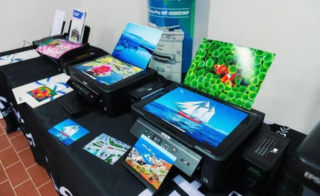 Линейка новых принтеров Epson с технологией ITS (Ink Tank System)