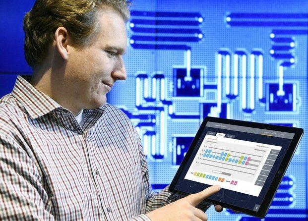 Использование квантового компьютера IBM на планшете