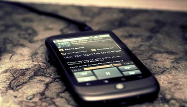 Подзарядка смартфона от общедоступной точки