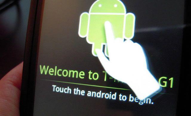 Rooting и установка Android 1.5 JesusFreke