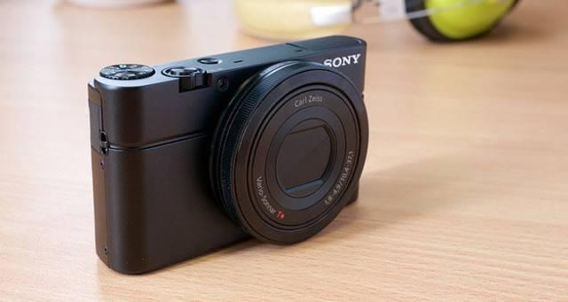 Sony RX100 Mark V – пример компактной фотокамеры с дюймовой матрицей