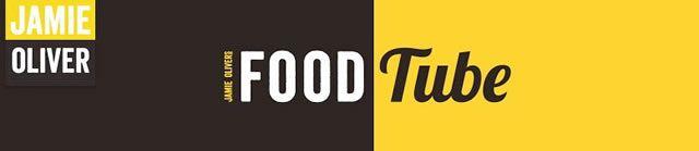 Баннер кулинарного YouTube канала Food Tube