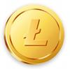 Символ криптовалюты Litecoin