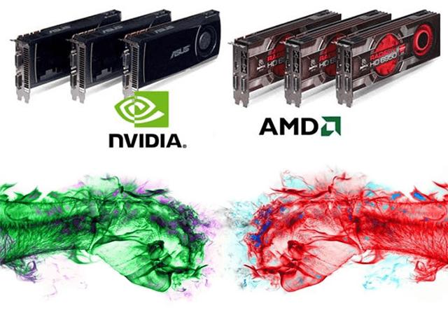 Противостояние видеокарт GeForce или Radeon
