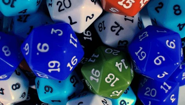 Игральные кубики – генераторы случайных чисел