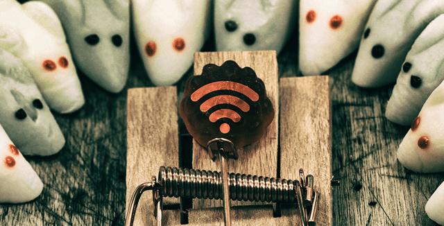 Публичная Wi-Fi сеть часто оказывается ловушкой