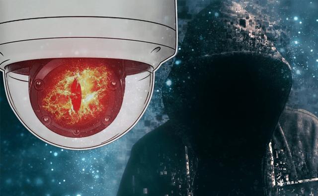 Хакерская слежка через камеру видеонаблюдения