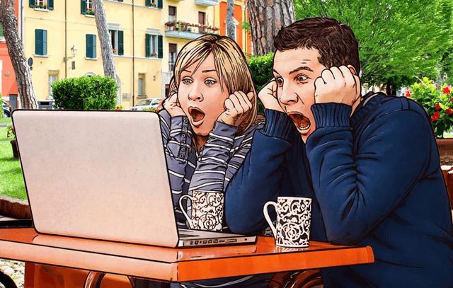 Испуг пары пользователей из-за потери важных файлов