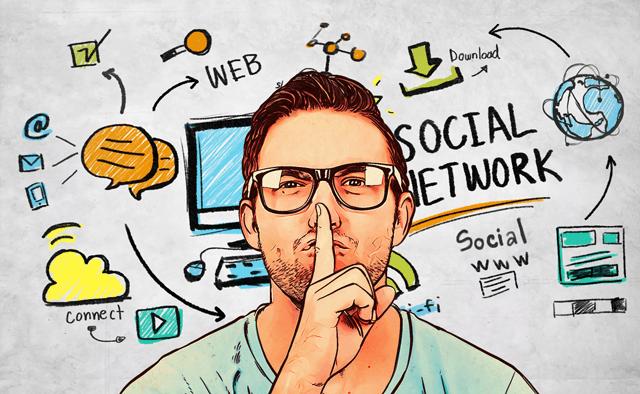 Будьте бдительные при общении в социальных сетях
