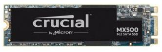 Crucial MX500 M.2 – надежный диск для ноутбуков