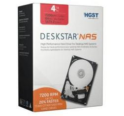 HGST Deskstar NAS 4 ТБ – лучший диск для NAS-сервера