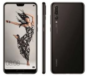 Huawei P20 Pro – для любителей мобильной фотографии