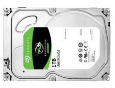 Seagate BarraCuda – универсальный диск HDD