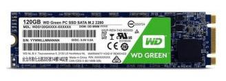 Дешевый и простой WD Green PC SSD G2 на 120 ГБ