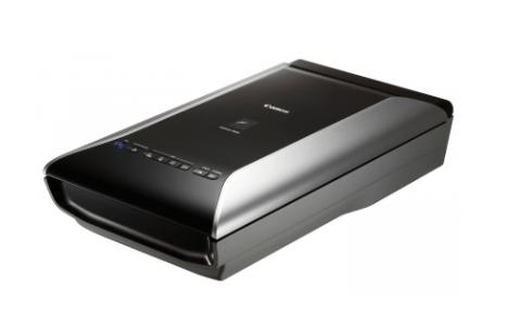 Canon CANOSCAN 9000F MARK II – автономный планшетный сканер для профессионалов