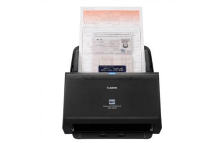 Canon DR-C240 – быстрые сканер для оцифровки документов любого формата