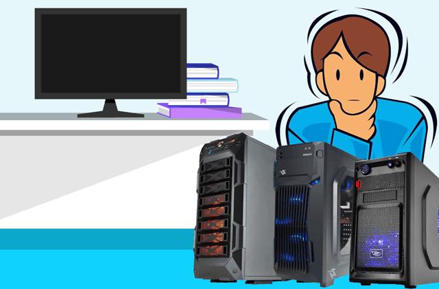 Сложности выбора корпуса для настольного компьютера
