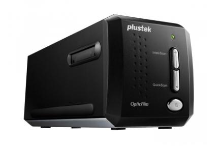 Plustek OpticFilm 8200I SE – мобильный сканер с постобработкой