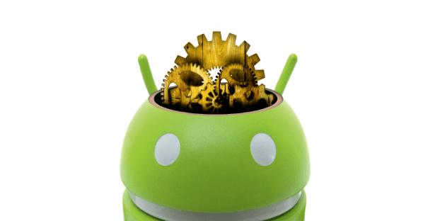 Загрузка слабой памяти Android устройства